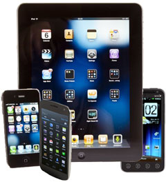 Mobile & Smartphone Development (iOS, Android, etc.)